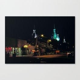 University of Tampa Canvas Print