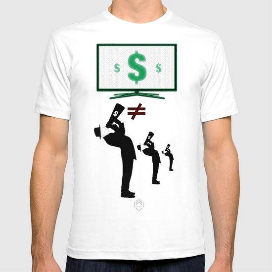 Money cant buy you Love, or an election. T-shirt