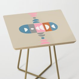 Storm Calka Space Age Side Table