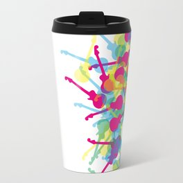 Rainbow Guitars Travel Mug