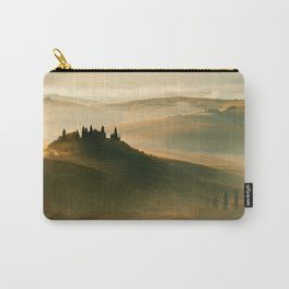 Sunrise in Val D'Orcia Carry-All Pouch