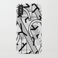 8 bit iPhone & iPod Cases featuring 8 bit by Bomburo