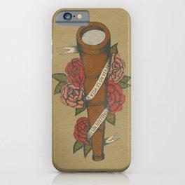 La Vida Es Un Viaje (Life is a Journey Spanish) iPhone Case