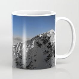 The Valley Below Coffee Mug