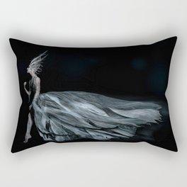 Strange Bird Rectangular Pillow