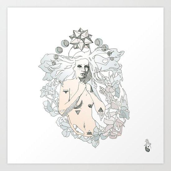 A L C H E M Y Art Print