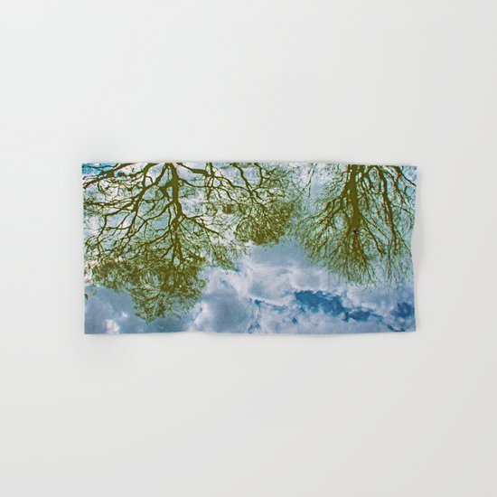 TREE-FLECTS Hand & Bath Towel