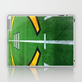 Rugby playing field Laptop & iPad Skin