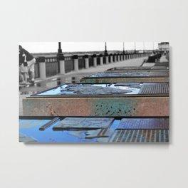 Charleston Battery Metal Print