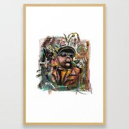The Illest Framed Art Print