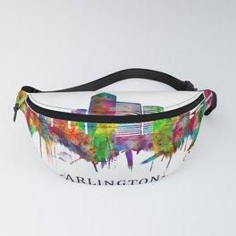 Arlington Texas Skyline Fanny Pack