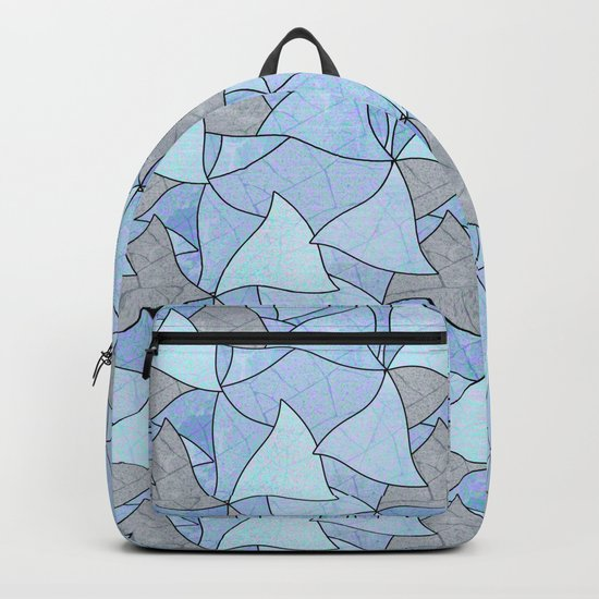Abstract pattern . 2 Backpack