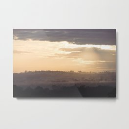 Hunter Valley Metal Print