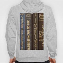 Old Books - Square Twain Hoody