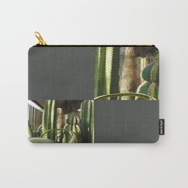 Cactus Garden Blank Q6F0 Carry-All Pouch