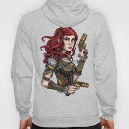 Musketeer Girl Hoody