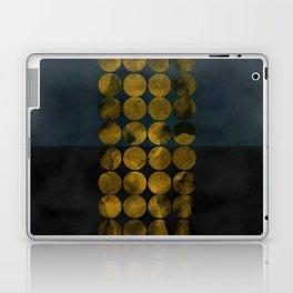 golden winter times Laptop & iPad Skin