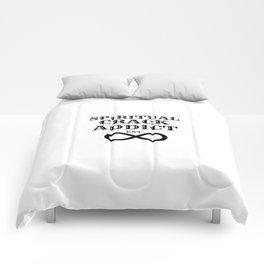 Spiritual Crack Addict Comforters