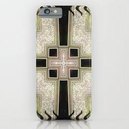 Zlata Geometrica iPhone Case