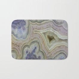 Royal Aztec Lace Agate Bath Mat