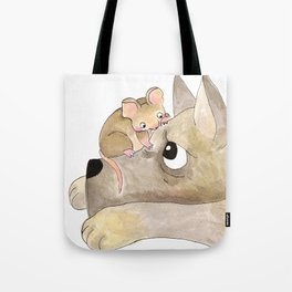 Gustav The Mouse (2/3) Tote Bag