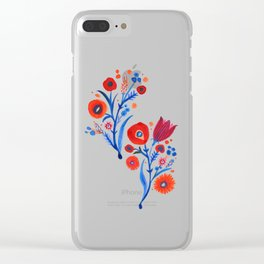 They Didn't Know We Were Seeds Clear iPhone Case