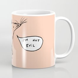 Rats Aren't Evil Coffee Mug