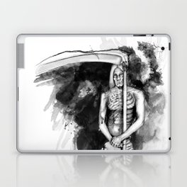 IGGY POP by carographic, Carolyn Mielke Laptop & iPad Skin