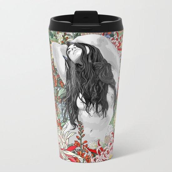Deeper Love Metal Travel Mug