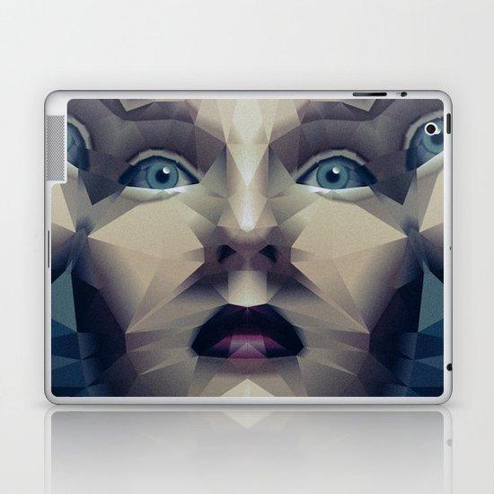 Facet_CD2 Laptop & iPad Skin