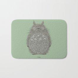 Green Totoro Bath Mat