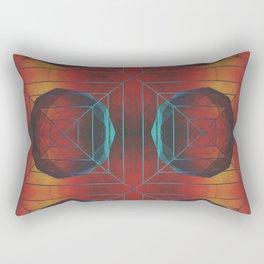 Trignum Rectangular Pillow