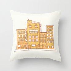 Anywhere, Anywhere Throw Pillow