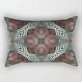 Ammar Abstract Rectangular Pillow