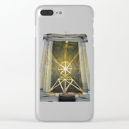 RetroFuture / Evolution-05B2 Clear iPhone Case