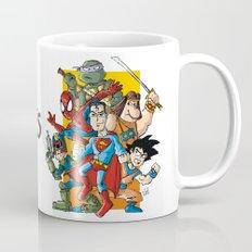 My Heroes Mug