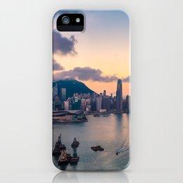 HONG KONG 09 iPhone Case