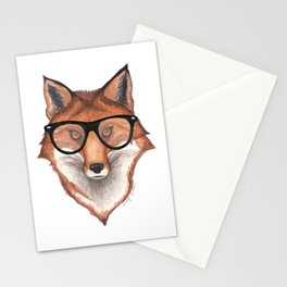 Sly Fox Stationery Cards