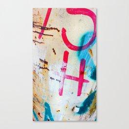 Urban Canvas Canvas Print