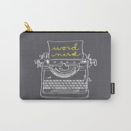 Word Nerd Carry-All Pouch
