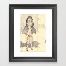 queenofthevampires Framed Art Print