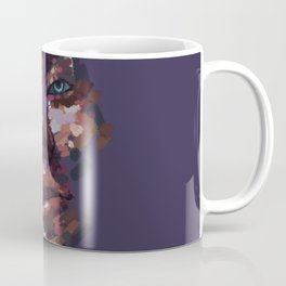 Deep blue eyes Coffee Mug
