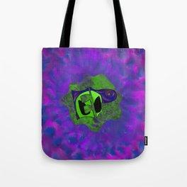 Endless Possibilites Space Rock Logo Tote Bag