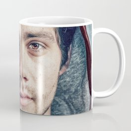 Stiles and his Red Hoodie Coffee Mug