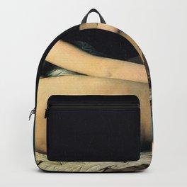 Jean-Auguste-Dominique Ingres - La Grande Odalisque Backpack