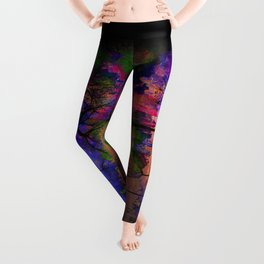 Everything is nothing 3 (therefore it was beautiful) Leggings