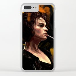 Marla Clear iPhone Case