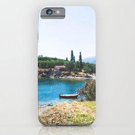 like an island iPhone Case