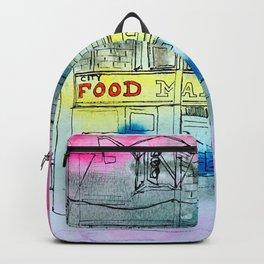 Logan Ave & Gerrard Toronto Backpack