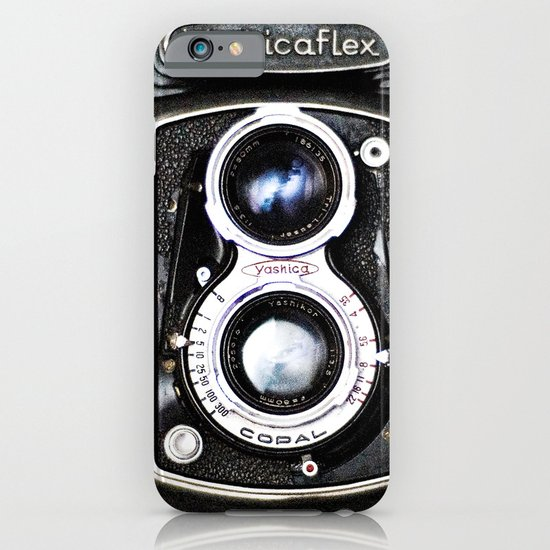 Yashica Retro Vintage Camera iPhone & iPod Case